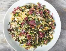 Zeewier salade